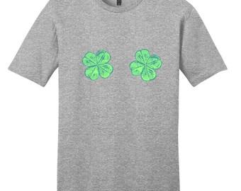 Shamrocks - Funny St. Patrick's Day T-Shirt