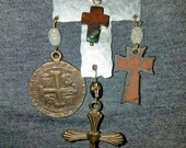 The Old Rugged Cross Necklace