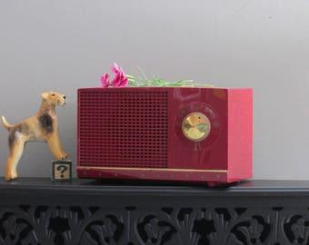 vintage radio - RCA Victor - Fabulous Fifties