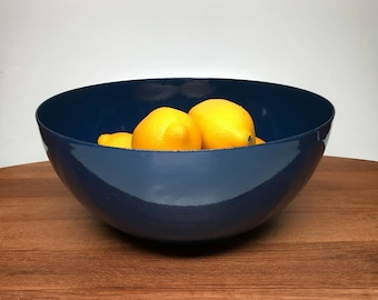 Scandinavian Enamelware Bowl