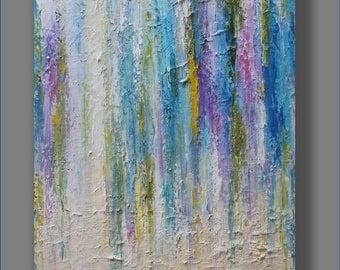 Oil Abstract Painting, Oil Painting, Abstract Painting, Modern Painting, Contemporary Painting, Palette Knife Painting Oil Artwork