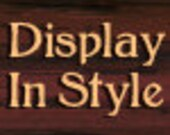 Reserve Listing for Stephanie ~ soap display crate