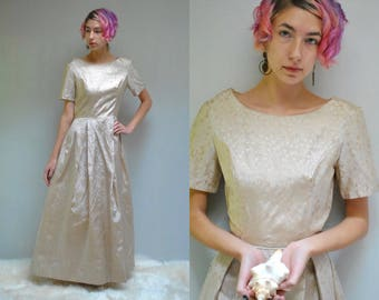 60s Ball Gown  //  Evening Gown  //  Vintage Ball Gown  //  THE ASTRA