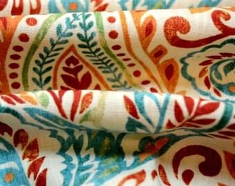 Richloom Paisley Fabric Algura Fiesta