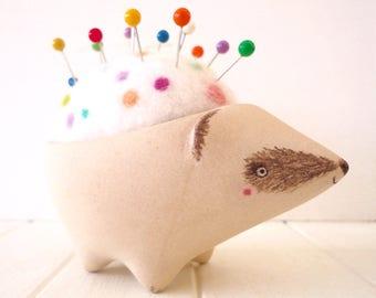Hedgehog Pincushion