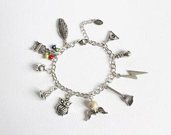 Wizardry Charm Bracelet