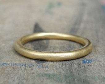 Basic Wedding Band , Gold Wedding Band , Simple Wedding Ring , Classic Wedding Band , Round Wedding Ring , Wedding Ring Stacking Band