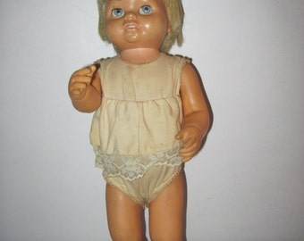 Vintage 1962 Chatty Baby Doll