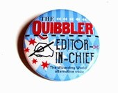 Harry Potter Accessories Geeky Pinback Buttons Wizard Quibbler Nerdy Apparel