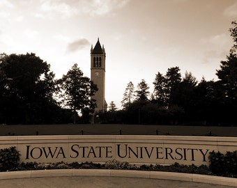 Iowa State University, Campanile, Cyclones, Agriculture, Graduation, ISU, Margaret Dukeman Photography, Students, College, Fine Art