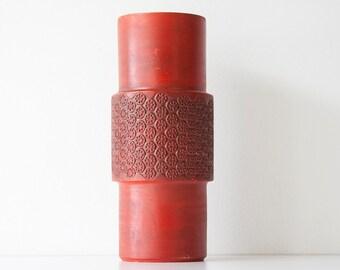 Vintage 1970s McCoy Scandia Vase - Mid Century Mod