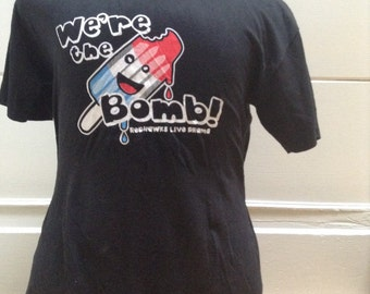 Vintage We Are The Bomb Tshirt