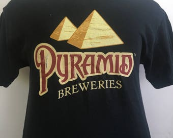 Vintage Pyramid Brewing Company Tshirt