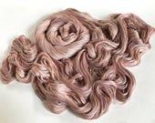 Evie Pure Pima Cotton. 4Py Fingering Yarn.  Secret Lace