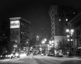 My Winnipeg at Christmastime