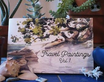 Travel Paintings Vol. 1