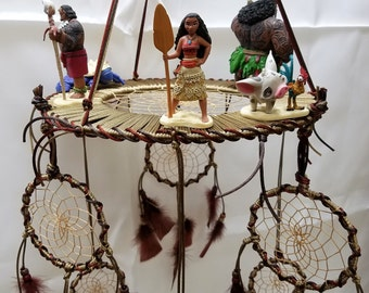 Dream catcher mobile , Disney Moana