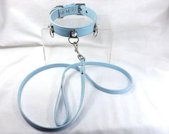 bdsm locking kitten play collar with lock ddlg mature bdsm collar and leash bdsm set