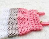 Crochet Baby Dress Pattern, Crochet Dress Pattern, Crochet Sun Dress Pattern, Cotton Candy Jumper