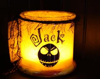 Jack Skellington Halloween Lantern