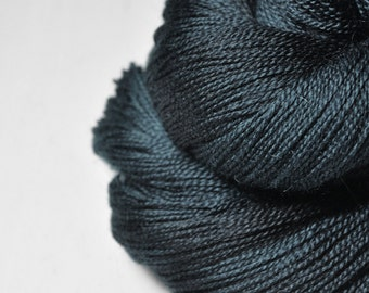 Dead Marshes - Merino/BabyCamel Lace Yarn - LIMITED EDITION