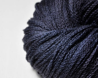 Oceanic trench - Merino/Alpaca/Yak DK Yarn