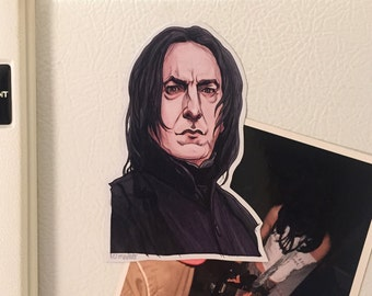 Severus Snape HARRY POTTER Fridge Magnet