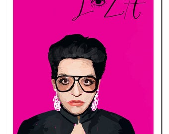 Liza Minnelli-Pop Art Print Original