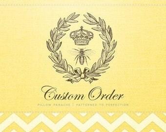 custom order for Kathie