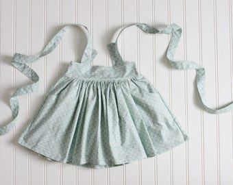 Joyful Suspender Skirt
