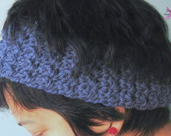 Bienvenue Crochet Pattern Headband Earwarmers One Skein 1hour Super Easy Tutorial- PDF file Permission to Sell What you Make p 118