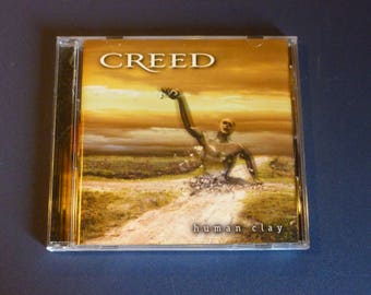 Creed Human Clay CD 60150-13053-2 Wind-Up Entertainment 1999