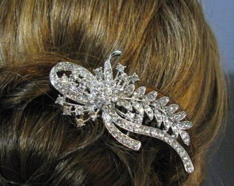 Hair Accessories, Hair Jewelry, bridal hair comb, wedding hair comb, cystal hair comb, rhinestone hair comb, bridal pearl comb, headpieces