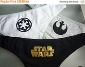 SALE Star Wars Triple Panty Set