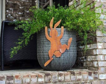 Large Rusty Bunny