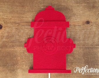 Fire Hydrant Decoration | Fireman Props | Fire Hydrant Prop