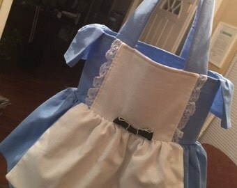 Alice in Wonderland Inspired Tote Bag/Purse
