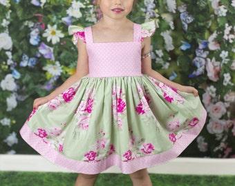 Cosette Dress     12mos - 8