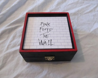 Pink Floyd The Wall Keepsake Box