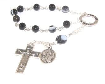 St Stephen Pocket Rosary - First Christian Martyr Chaplet