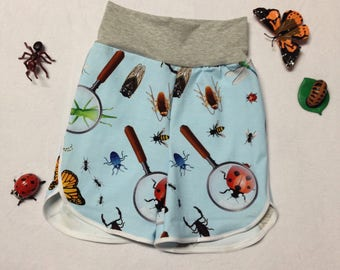 Bugs Nature Explorer Shorts Custom Size LIMITED