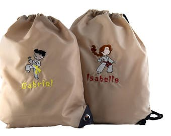 Personalised Martial Arts Gym Bags