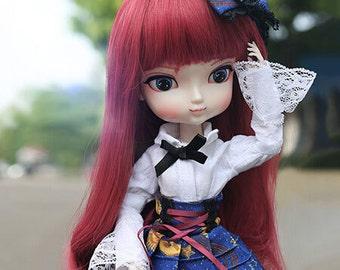 Red Hair Cute Doll