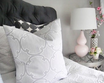 Decorative Pillow Cover, 2x20 Throw Pillows, Pillows
