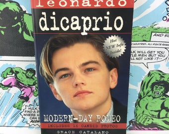 Leonardo DiCaprio - Modern-Day Romeo - Young Adults