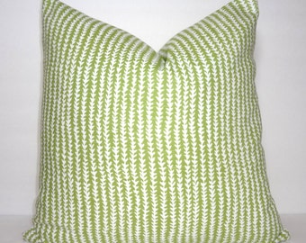 Vertical Print Doodle Pillow Cover Decorative Geometric Arrow Print Throw Pillow Cover Yellow Blue Pink Green 18x18