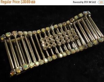 Now On Sale Vintage Rhinestone Bracelet