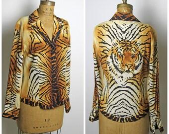 Escada Tiger Shirt