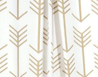 arrow curtain rod | etsy