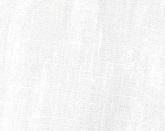 One Tailored Queen   Lined Bedskirt  -Linen White
